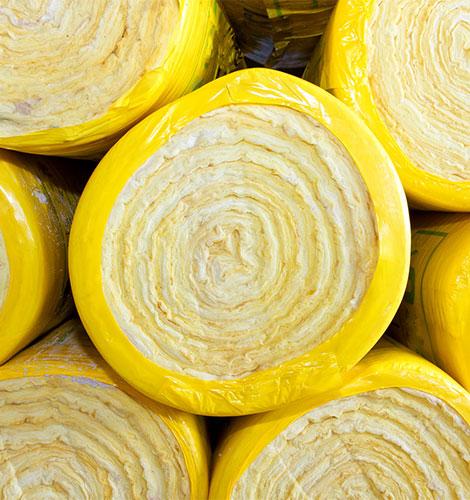 470*500 pose d'une laine isaolante par plombier 79 à niort