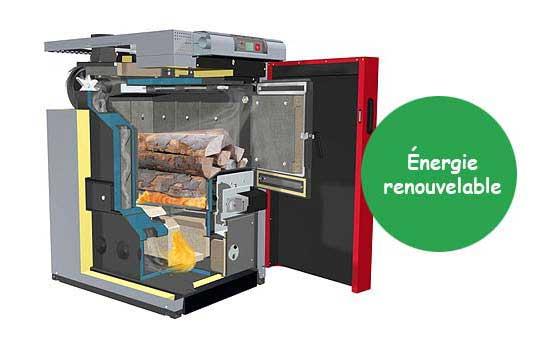 543*348 image d'une chaudière a granulé norme energie renouvelable installée par plombier 79-fr
