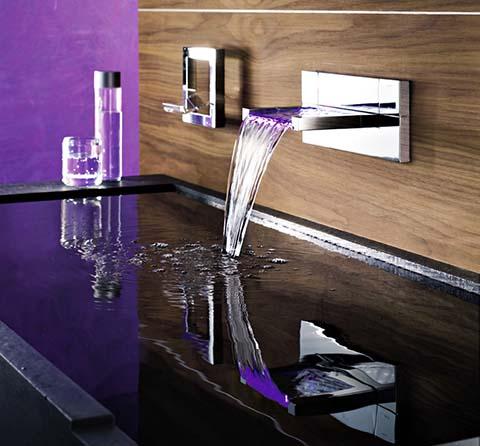 lavabo moderne installé par plombier 79.fr image cliquable pour lancer une vidéo de formation en plomberie