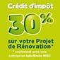 85*85 logo lien 30% crédit impôt